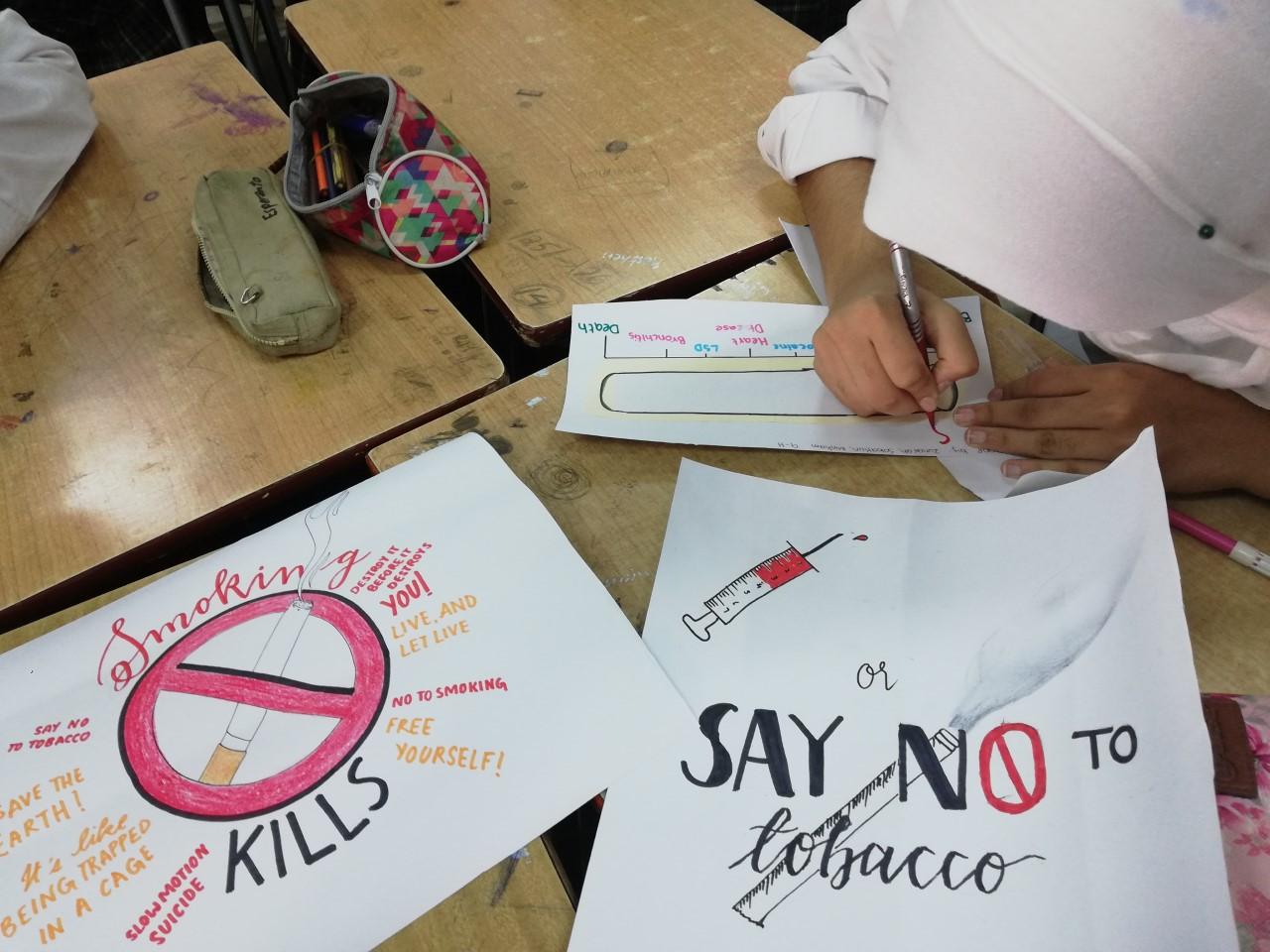 Anti-Tobacco Week Celebration