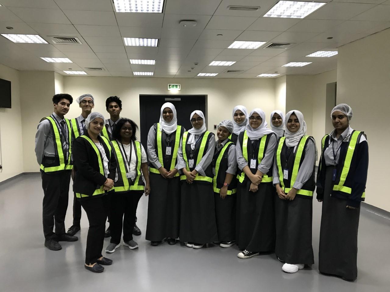 Dubai Refreshment Company Visit